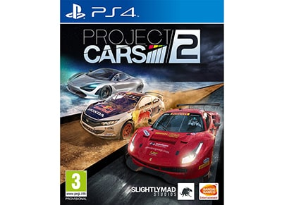 Project CARS 2 - PS4 Game