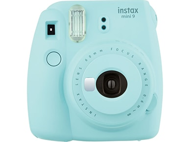 Camera Fujifilm Instax Mini 9 - Ice Blue