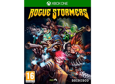 Rogue Stormers - Xbox One Game
