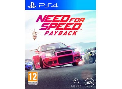 Need for Speed Payback – PS4 Game
