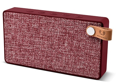 Φορητό Ηχείο Fresh 'n Rebel Rockbox Slice Ruby 1RB2500RU