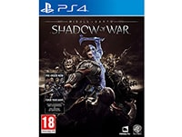 Middle-Earth: Shadow of War - PS4 Game