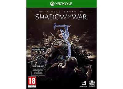 Middle-Earth: Shadow of War – Xbox One Game