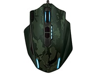 Trust GXT 155C - Green Camouflage Gaming Mouse