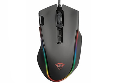 Gaming Mouse Trust GXT 188 Laban RGB Mouse gaming   αξεσουάρ pc gaming   gaming mouse