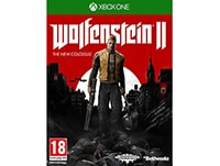 Wolfenstein 2: The New Colossus - Xbox One Game