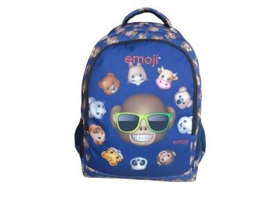 538f17294c Τσάντα Πλάτης Paxos Emoji Love Tattoo Μπλε