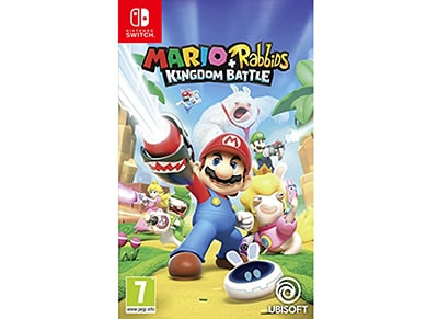 Mario + Rabbids: Kingdom Battle – Nintendo Switch Game