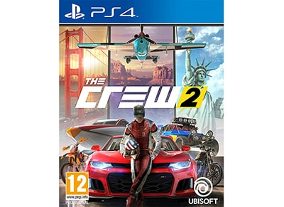 The Crew 2 – PS4 Game