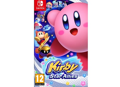 Kirby Star Allies - Nintendo Switch Game