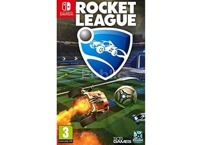 Rocket League - Nintendo Switch Game gaming   παιχνίδια ανά κονσόλα   nintendo switch