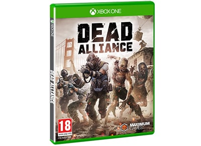 Dead Alliance - Xbox One Game gaming   παιχνίδια ανά κονσόλα   xbox one