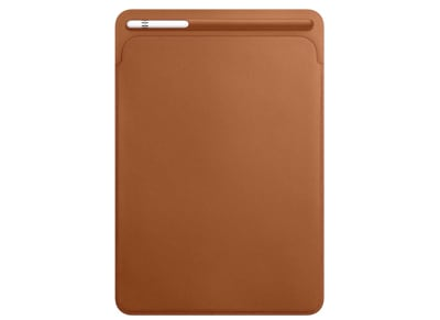 "Apple Leather Sleeve MPU12ZM/A Θήκη iPad Pro 10.5"" 2017 - Καφέ"
