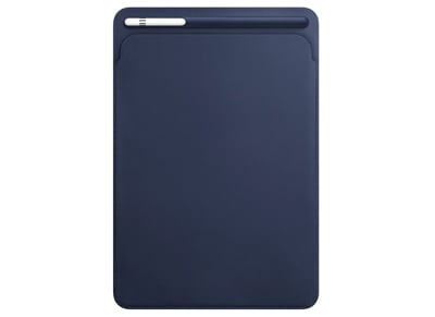 "Apple Leather Sleeve MPU22ZM/A Θήκη iPad Pro 10.5"" 2017 - Μπλε"