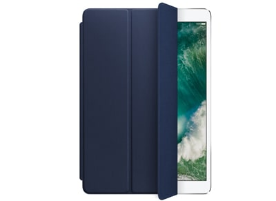 "Apple Leather Smart Cover MPV22ZM/A - Θήκη iPad Pro 12.9"" 2017 - Μπλε"