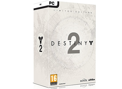 Destiny 2 Limited Edition - PC Game gaming   παιχνίδια ανά κονσόλα   pc