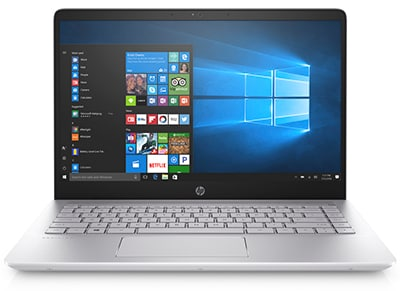 "Laptop HP Pavilion 14"" (i5-7200U/6GB/256GB/940MX 2GB) 14bk001nv"