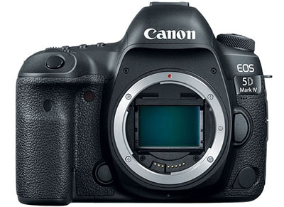 Canon EOS 5D Mark IV Body Μαύρο