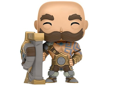 Φιγούρα Funko Pop! Vinyl - Braum (League of Legends) gaming   gaming merchandise   φιγούρες funko pop