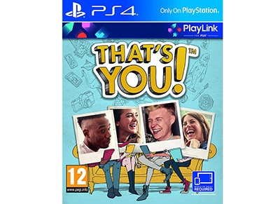 That's You - PS4 Game
