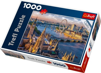 Puzzle Trefl: London - 1000 Κομμάτια
