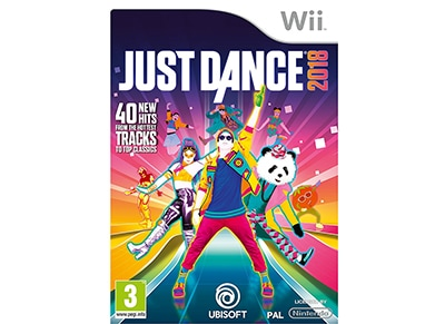 Just Dance 2018 - Wii Game