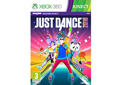 Just Dance 2018 - Xbox 360 Game