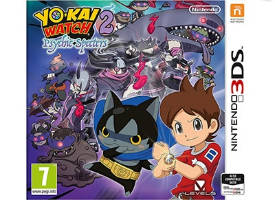 Yo-Kai Watch 2: Psychic Specters - 3DS/2DS Game gaming   παιχνίδια ανά κονσόλα   3ds 2ds