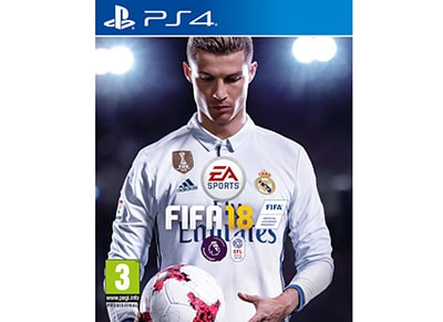 PS4 Used Game: FIFA 18
