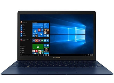 "Laptop Asus ZenBook 3 Deluxe 14"" (i7-7500U/8GB/512GB/HD 620)"