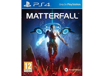 Matterfall - PS4 Game gaming   παιχνίδια ανά κονσόλα   ps4