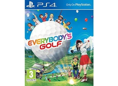 Everybody's Golf - PS4 Game