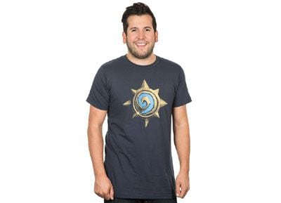 T-Shirt Jinx Hearthstone Rose Premium Μπλε - M gaming   gaming merchandise   t shirts   φούτερ