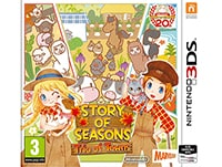 Story of Seasons: Trio of Towns - 3DS/2DS Game