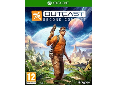 Outcast: Second Contact - Xbox One Game gaming   παιχνίδια ανά κονσόλα   xbox one