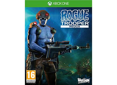 Rogue Trooper Redux - Xbox One Game