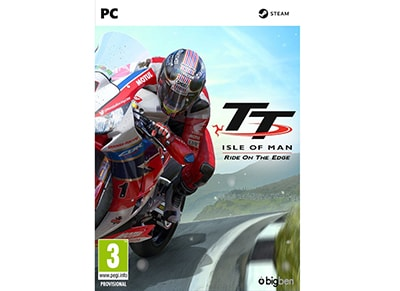 TT Isle of Man: Ride on the Edge - PC Game gaming   παιχνίδια ανά κονσόλα   pc