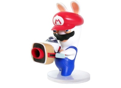 Φιγούρα Mario and Rabbids Kingdom Battle - Rabbid Mario - 8cm gaming   gaming merchandise   αγάλματα   φιγούρες