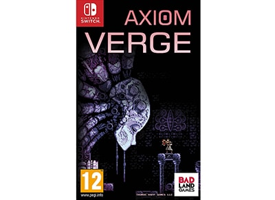 Axiom Verge - Nintendo Switch Game gaming   παιχνίδια ανά κονσόλα   nintendo switch