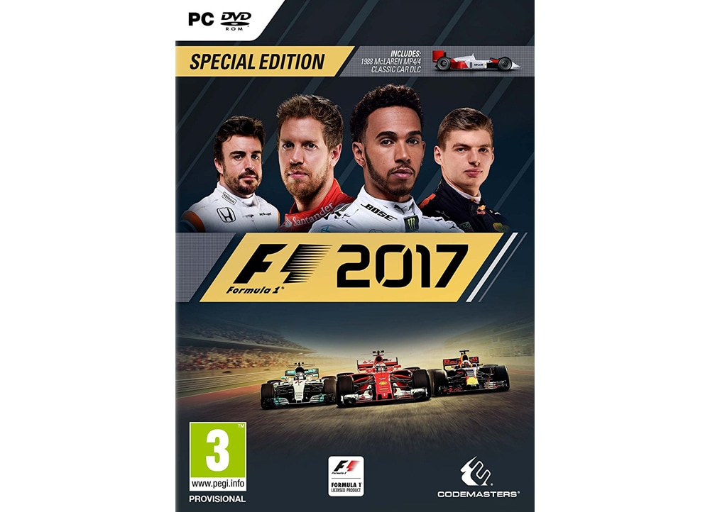 F1 2017 Special Edition - PC Game