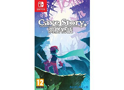 Cave Story+ - Nintendo Switch Game gaming   παιχνίδια ανά κονσόλα   nintendo switch