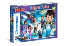 Παζλ Miles From Tomorrowland Super Color Disney (60 Κομμάτια)
