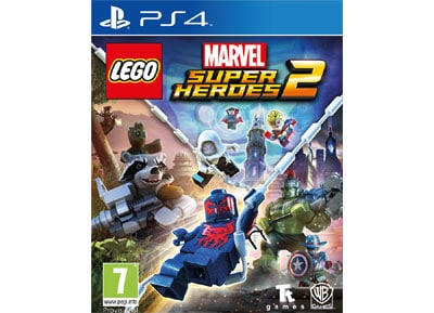 LEGO Marvel Super Heroes 2 - PS4 Game gaming   παιχνίδια ανά κονσόλα   ps4
