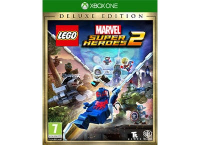 LEGO Marvel Super Heroes 2 Deluxe Edition - Xbox One Game gaming   παιχνίδια ανά κονσόλα   xbox one