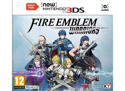 Fire Emblem Warriors - New Nintendo 3DS/2DS Game gaming   παιχνίδια ανά κονσόλα   3ds 2ds