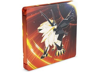Pokemon Ultra Sun Steelbook Edition - 3DS/2DS Game gaming   παιχνίδια ανά κονσόλα   3ds 2ds