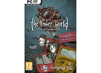 The Inner World: The Last Wind Monk - PC Game gaming   παιχνίδια ανά κονσόλα   pc