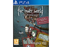 The Inner World: The Last Wind Monk - PS4 Game
