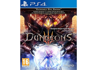 Dungeons 3 – PS4 Game