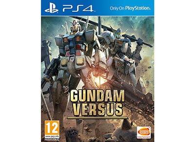 Gundam Versus - PS4 Game